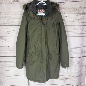 PRICE REDUCED Columbia Parka Jacket With Omni Heat